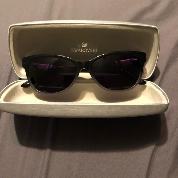 Swarovski Accessories - Swarovski crystal sunglasses
